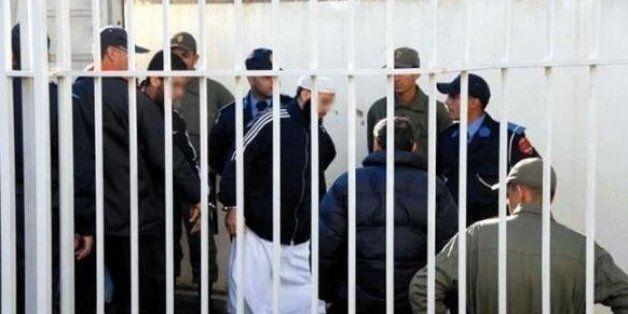 Deux à quatre ans de prison pour huit terroristes arrêtés en janvier