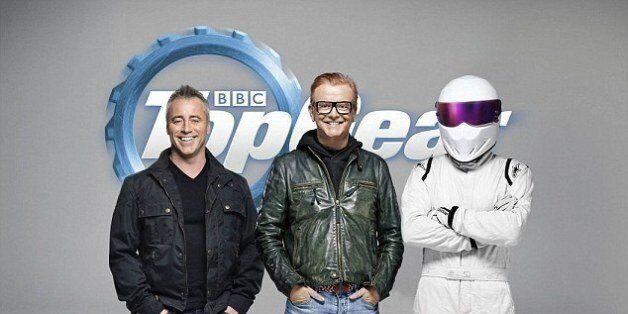 Top Gear en tournage au Maroc avec Matt Le