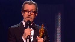 L'hommage touchant et plein d'humour de Gary Oldman à son ami David Bowie