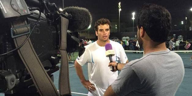 Le tennisman tunisien Malek Jaziri se qualifie pour les 16eme de final du tournoi ATP 500 de