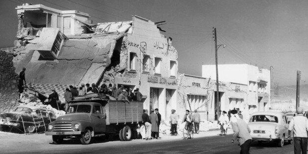 Il y a 56 ans, Agadir dévastée par le pire tremblement de terre de l'histoire du Maroc
