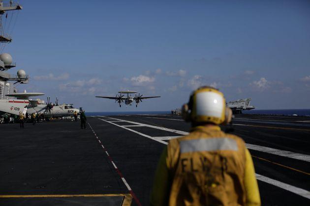 ΗΠΑ: Γιατί αυτοκτονούν οι ναύτες στο αεροπλανοφόρο «Τζορτζ