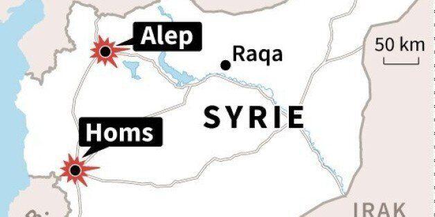 Syrie: l'EI frappe à nouveau, près de 150