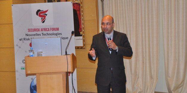 Anouar Jaouhari, directeur de la sécurité au sein de HP
