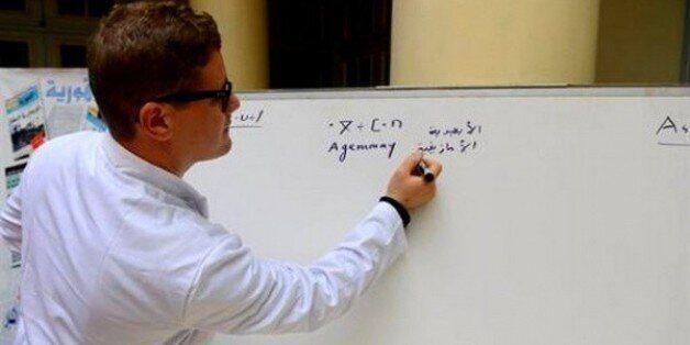 Le caractère utilisé en tamazight ne pose pas de