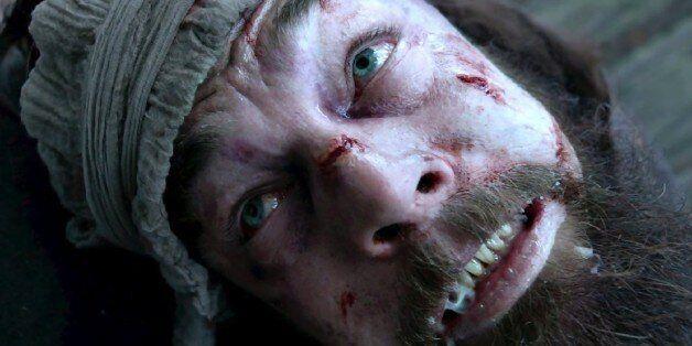 Léonardo Dicaprio dans le film The Revenant sorti mercredi 24 février