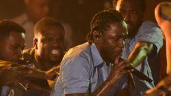 Kendrick Lamar domine la soirée des Grammys et met le feu à la