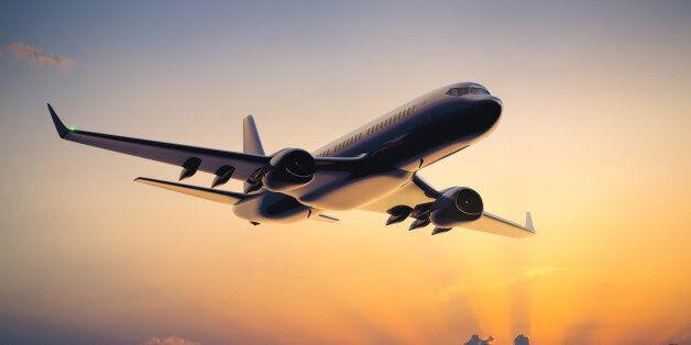 Voyage en avion: des effets étonnants sur