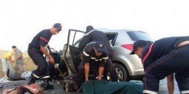 La Gendarmerie nationale veut réduire de 30 % les accidents de la route en