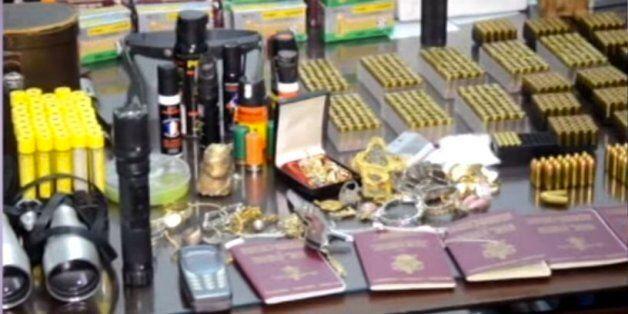 Les armes du citoyen Belge s'avèrent être des jouets? Les internautes tunisiens s'en donnent à coeur