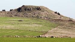 Bataille autour d'un site où Saladin a écrasé les