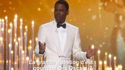 Le discours drôle et engagé de Chris Rock aux Oscars