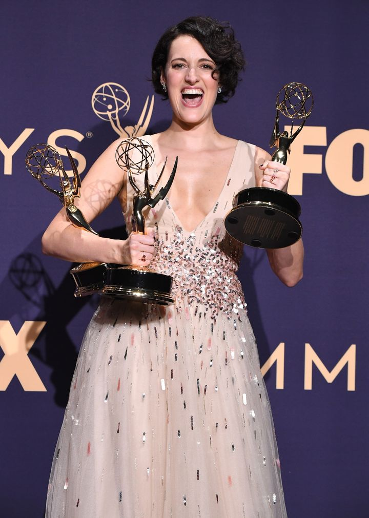 Phoebe Waller-Bridge has singed a major new deal with Amazon Prime