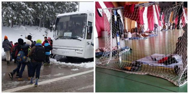 Ifrane: L'Université Al Akhawayn héberge près de 350 personnes bloquées par la