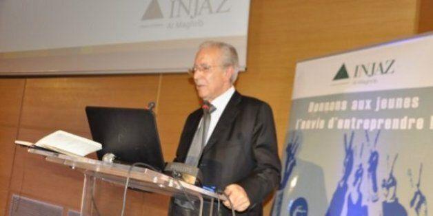 Mhammed Abbad Andaloussi, président d'Injaz Al