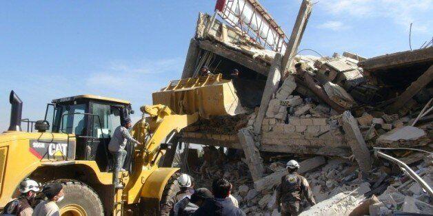 Syrie: les centres médicaux soutenus par MSF