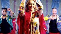 Zina Daoudia est déjà de