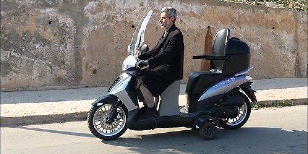 Un Tétouanais invente une moto