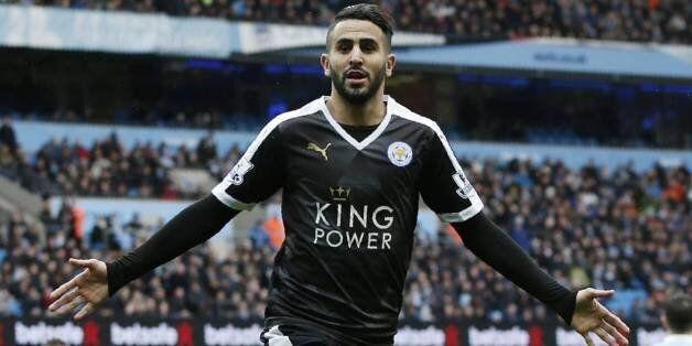 Football: l'Algérien Mahrez 9e meilleur joueur en