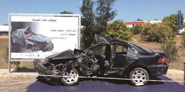 Maroc: Le nombre de décès sur les routes réduit de moitié d'ici