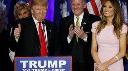 Aux primaires américaines, Donald Trump confirme, Hillary Clinton se