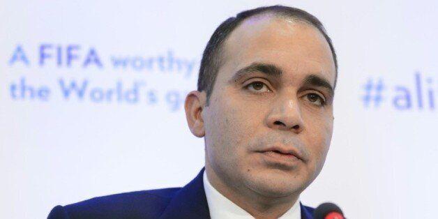 Fifa: le prince Ali saisit le TAS pour faire reporter