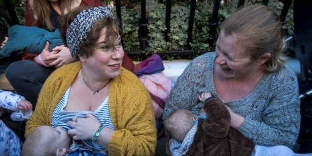 L'allaitement maternel, c'est bon pour les bébés, les mamans et