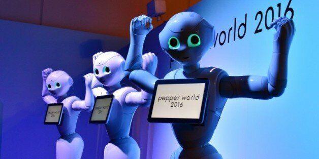 Des robots capables d'exécuter quasiment toutes les tâches humaines pourraient menacer des dizaines de...