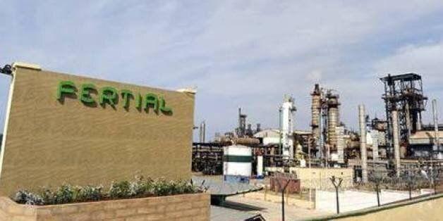 L'usine Fertial d'Arzew reprend les exportations