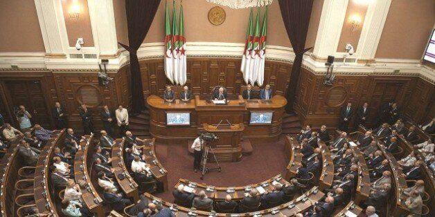 Installation des nouveaux membres du Conseil de la nation nommés au titre du Tiers