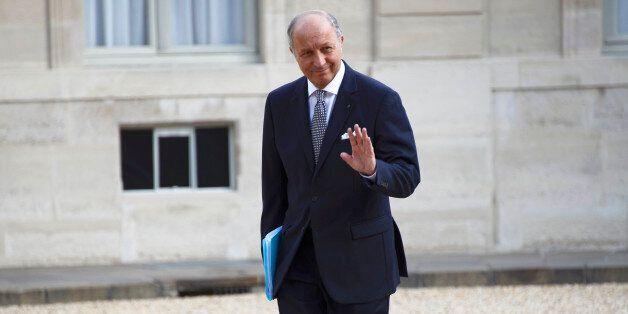 Laurent Fabius va présider le Conseil