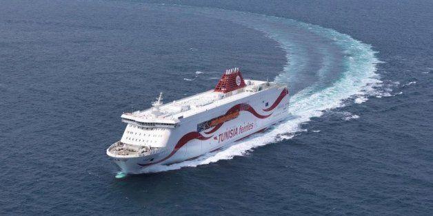 Condamnation de la Compagnie Tunisienne de Navigation en appel pour un dégazage en