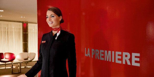 La Première d'Air France élue