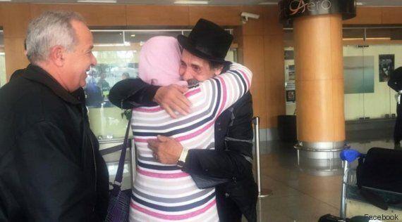 L'incroyable histoire de Larbi qui retrouve sa famille au Maroc après 25 ans d'errance aux
