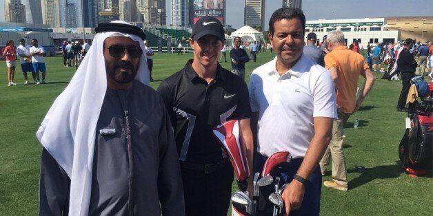Le prince Moulay Rachid à Dubaï pour un tournoi de
