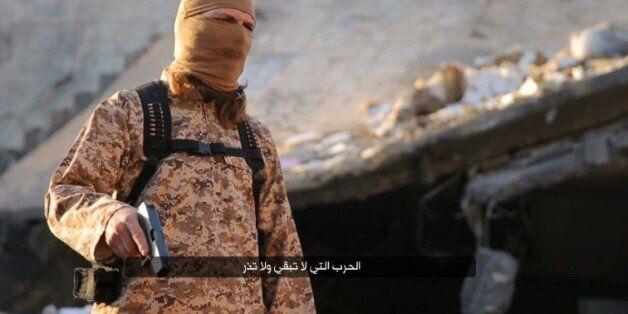 Un terroriste francophone dans une vidéo d'exécution du groupe