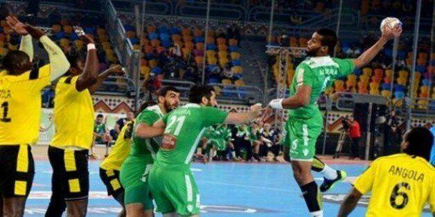 CAN-2016 de handball: l'Algérie, battue par l'Angola (25-19), rate le Mondial