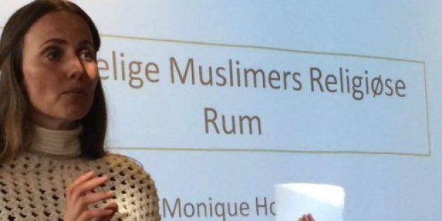 Ouverture d'une mosquée pour femmes au