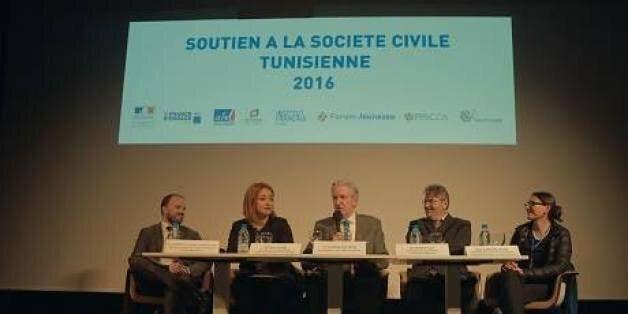 Tunisie: La nouvelle stratégie française d'appui à la société civile