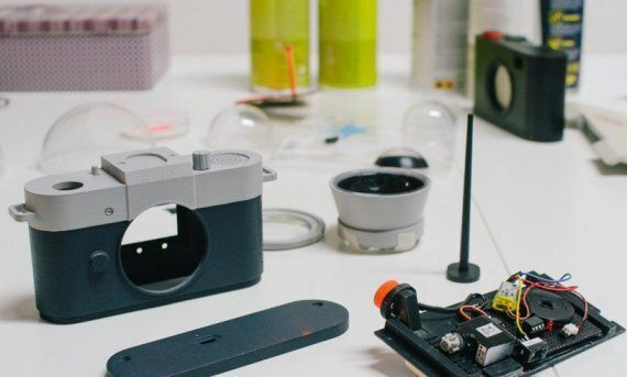 Camera Retrica, l'appareil qui va vous empêcher de prendre des photos trop