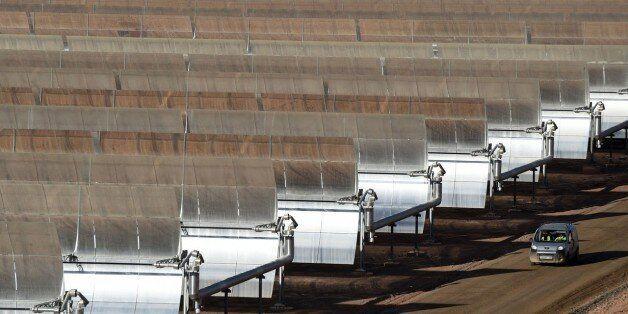 Énergie solaire: Le lancement de Noor-I vu par la presse