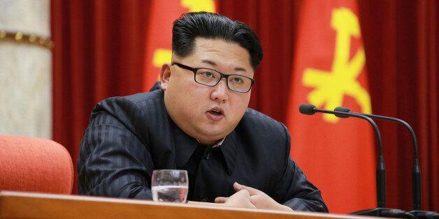 Votre clé USB pourrait bien libérer la Corée du Nord de la dictature de Kim Jong Un (ici le 13 janvier