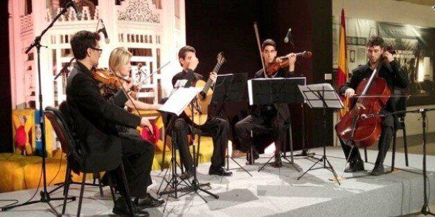 7e FIAC: un concert de musique classique au