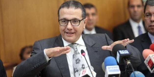 Mohamed Boussaïd, ministre de l'Economie et des