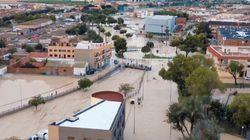 Murcia cree que los daños por la gota fría podrían superar los 400