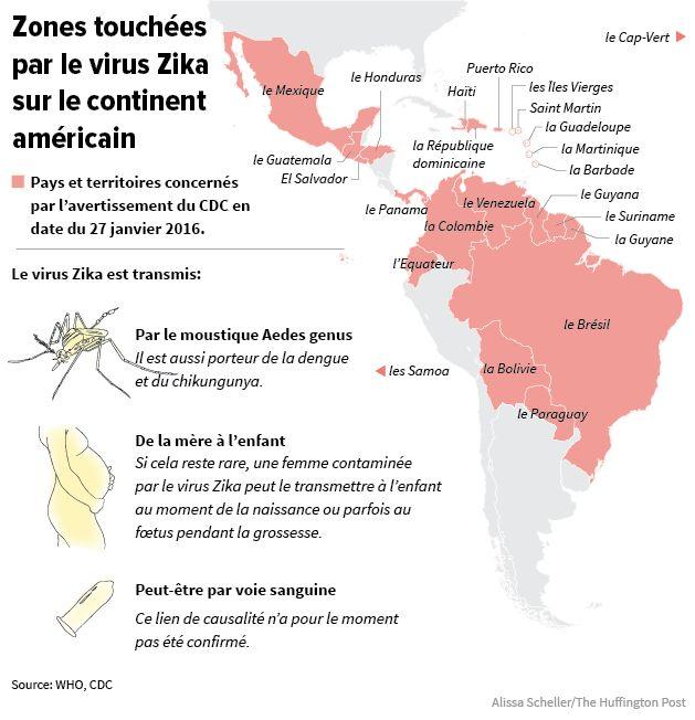 Risques, propagation, localisation... Tout ce qu'il faut savoir sur le virus