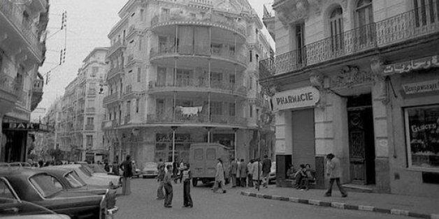 Anciennes photos d'Algérie: Une opération de protection et d'inventorisation