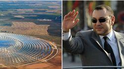 La centrale solaire Noor I inaugurée mercredi par Mohammed