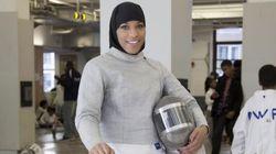 Aux JO de Rio, Ibtihaj Muhammad sera la première athlète américaine en