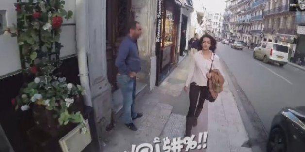 Harcèlement des femmes à